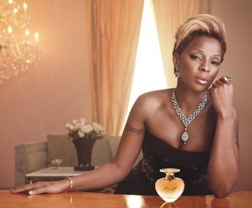 Mary J. Blige's Record-Shattering Perfume Launch