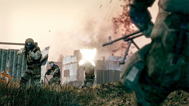 Battlefield: Bad Company 2's 'Onslaught' Update Deployed (Mostly)