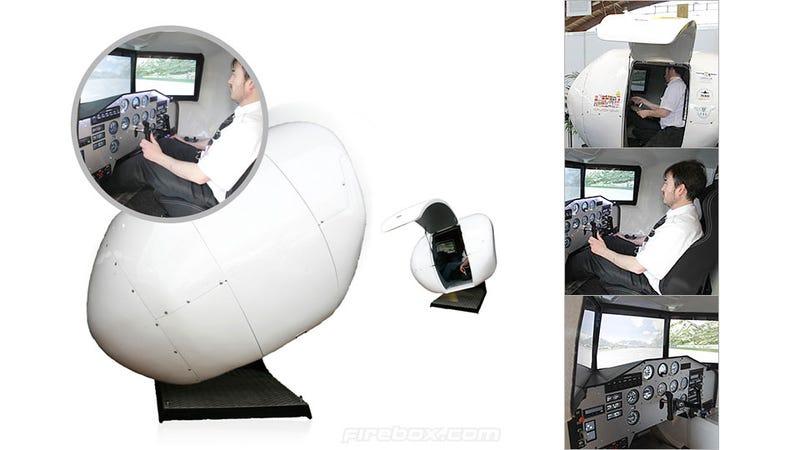 Yes, I'd Love This $60,000 Flight Simulator, Thanks