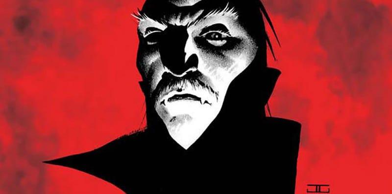Dueling Draculas and Heroes Revealed In This Week's Comics