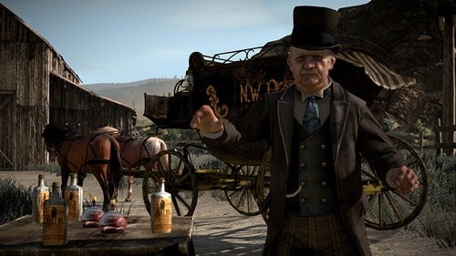 Today's Red Dead Redemption Title Update Is The Cure For What Ails You