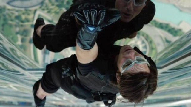 New Mission: Impossible 4 clips prove Brad Bird's Mission will be the best