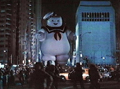 Commenter Of The Day: The Stay Puft Marshmallow Man Edition