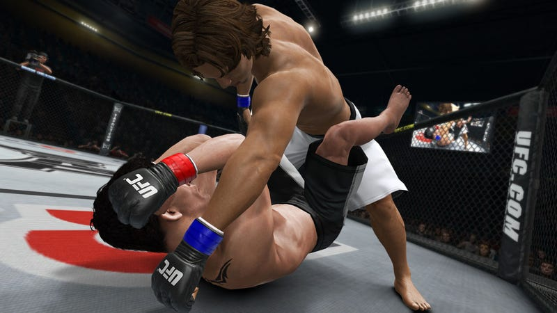UFC Undisputed 3 Seeks a Bid to Fighting Game Tournaments