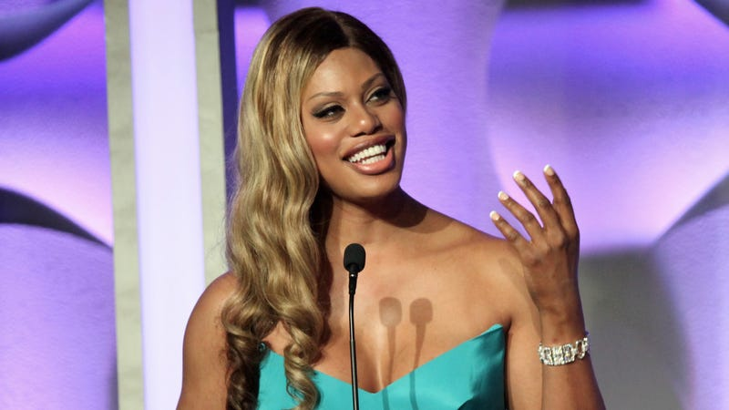 Laverne Cox Working on MTV Documentary About Trans Teens