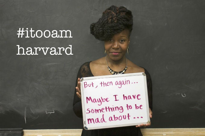 'I, Too, Am Harvard' Tells the Stories of Black Students