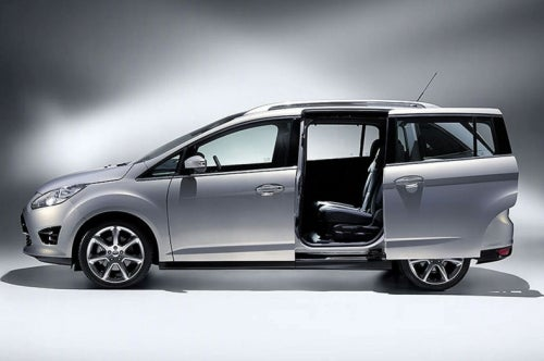 Ford Grand C-Max: Return Of The Truly Mini Van