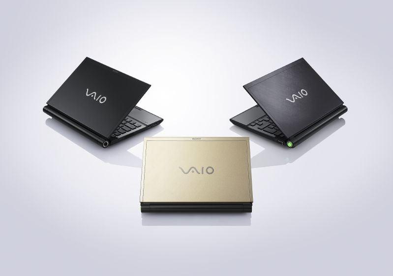 Groping Sony's Vaio TZ Wonder-Notebook