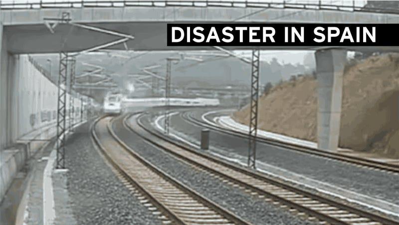 Horrific Rail Crash in Spain Kills 78, Injures Scores More