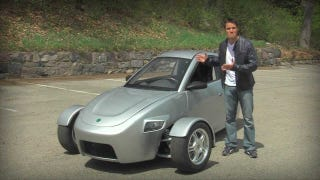 The Elio - Would you drive this?