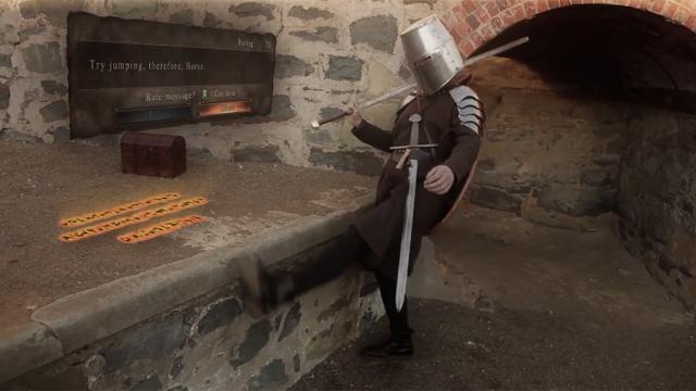 The True Enemies of Dark Souls II Are Those Bloody Ledges
