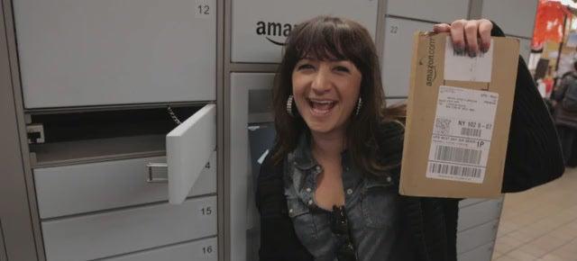 Amazon Lockers Now Do Returns, Too
