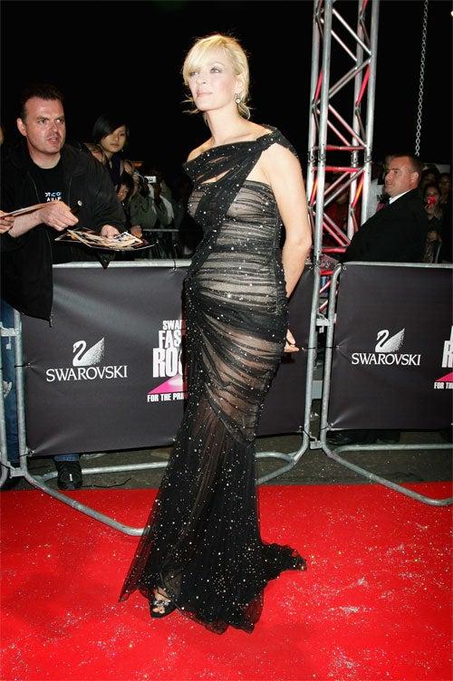 Fashion Rocks In London, Goes Drag-Tastic