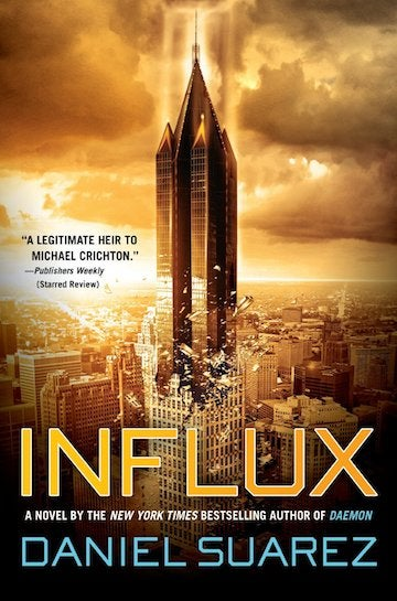 Fox grabs scifi thriller Influx for a movie adaptation
