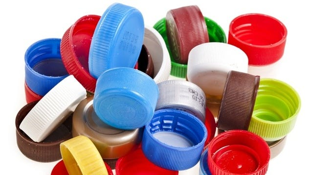 Bring water bottle caps into concerts to protect your drink for What can i make with bottle caps
