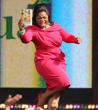 Oprah Oprah Oprah
