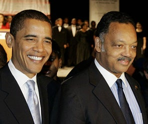 I Hope You Were At Least A Little Tipsy, Jesse Jackson