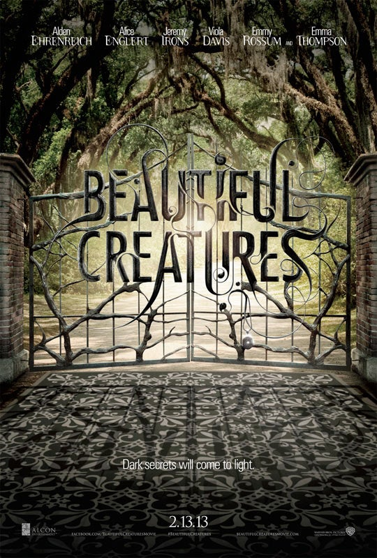 First trailer for Beautiful Creatures takes a swing at Twilight's hold on the youth
