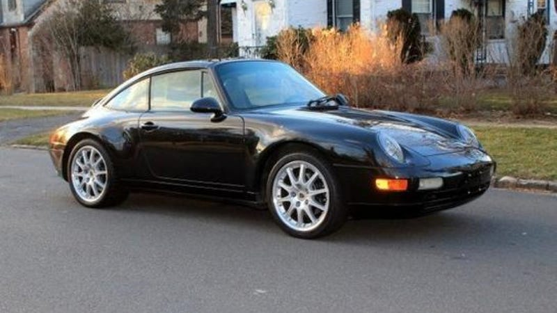 Used Car Face Off: 911 Targa Time
