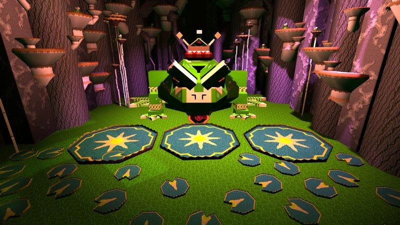 This Fully-Playable 16-Bit Wonderland is Guild Wars 2's Idea of a Joke