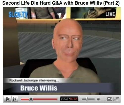 Bruce Willis Will Play Robocop — Sort Of