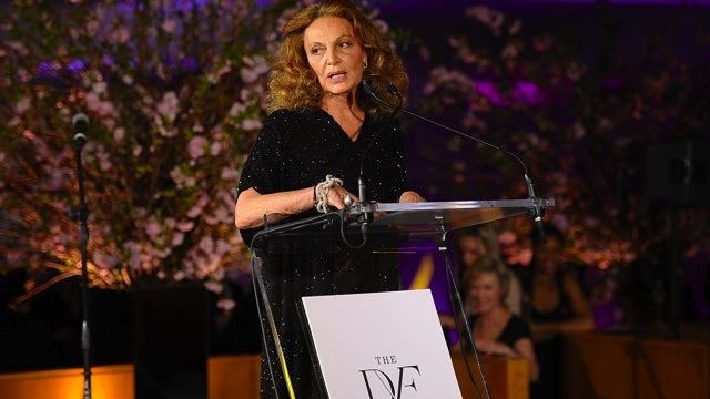 DVF Designed The Wrap Dress For One-Night-Stands
