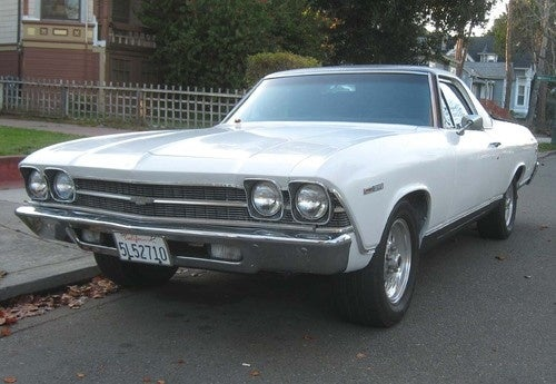 1969 Chevrolet El Camino Down On The Alameda Street