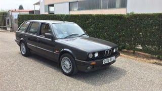 You Can Buy This BMW Owned By Phil Collins Tonight, Tonight, Tonight