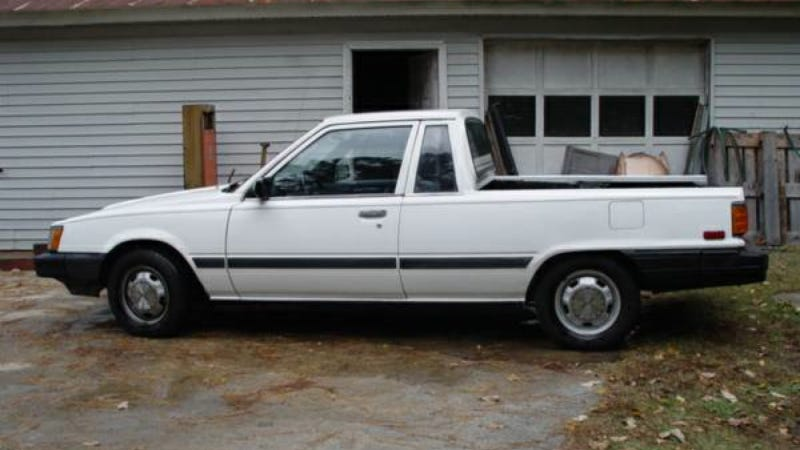 You're All Getting A Second Chance To Love This Diesel Camry El Camino