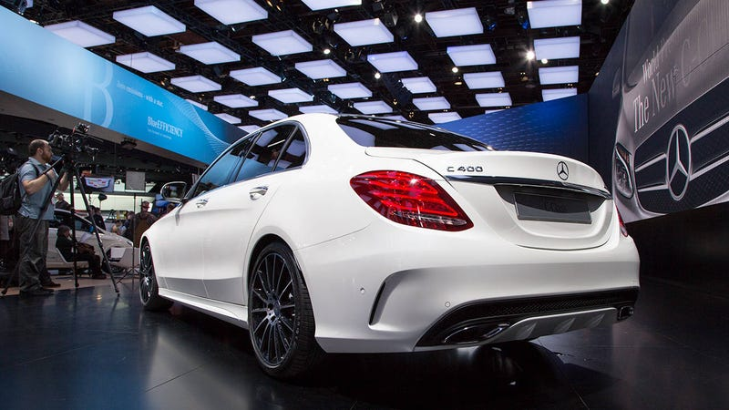 "AMG C-Class might ""slaughter"" the BMW M3's HP figure"