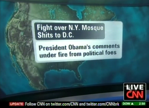 CNN Made a Funny Typo Today