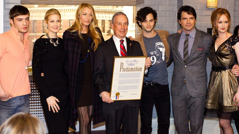 Hey Mayor Bloomberg, Want to Write Gossip Girl Recaps For Us?