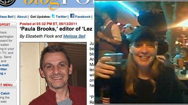 Lesbian Editor Who Published Fake Lesbian Blogger Also Fake