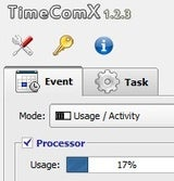 TimeComX Performs Actions and Runs Applications Based on Computer Conditions