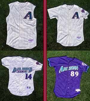 The Diamondbacks Already Have Four Throwback Jerseys To Choose From