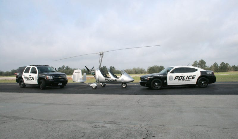 Police AutoGyro Gallery