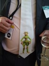 Swanky Spore Launch Event