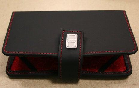 Crimson & Black DS Lite Unboxing