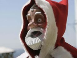 The Evil Santas of Science Fiction