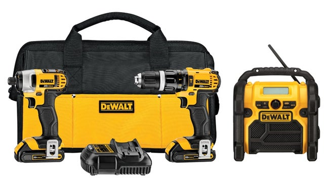 Chromecast Deal, DEWALT Tools, Sauce Pan with Steamer, Tumi Luggage