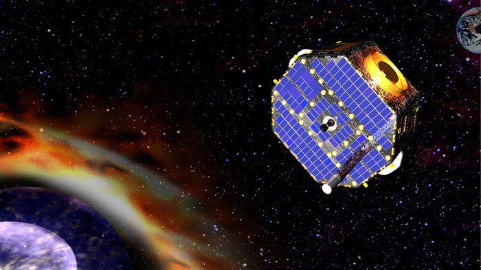 IBEX Launches Today on Man's Most Depressing Space Mission Ever