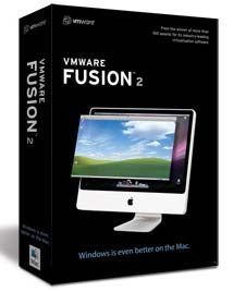 VMware Fusion 2.0 for Macs, Virtualization With 100 New Features