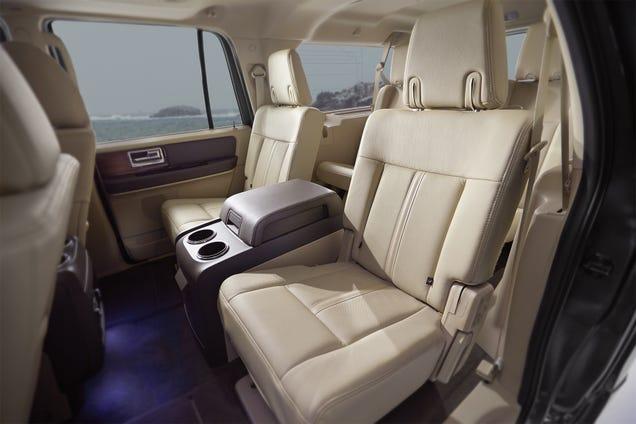 2015 Lincoln Navigator Better Than Gm 39 S Big Boys