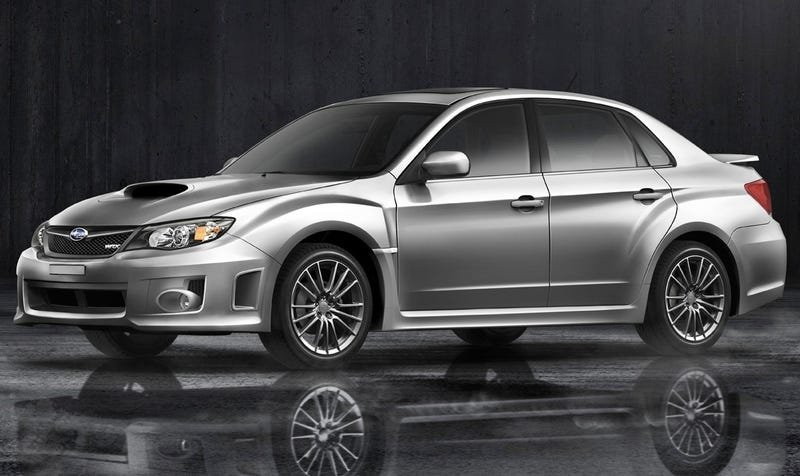 2011 Subaru WRX: Wider Is Better