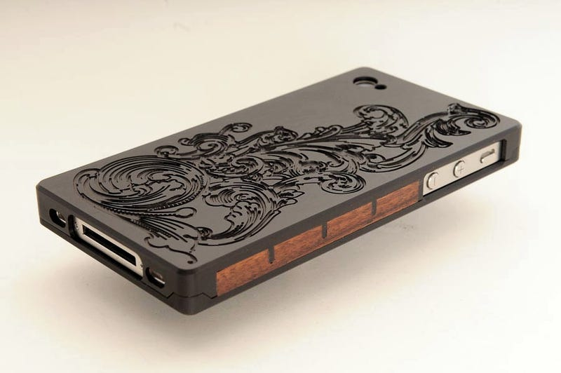 Extravagant iPhone Case Artwork Comes with a Price to Match