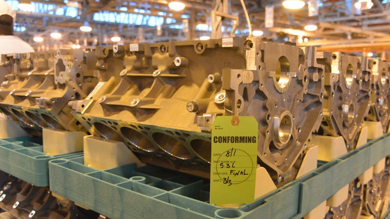 GM's RFID Engine Bolts Prevent Assembly Line Screw-Ups