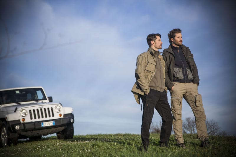 I Can't Stop Laughing At The New Jeep Clothing Line Catalog