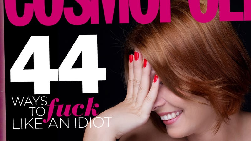 Cosmo's 44 Most Ridiculous Sex Tips