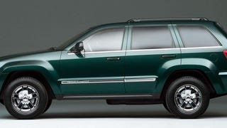 Chrysler Recalls Nearly 800,000 SUVs For Ignition Switch Issues