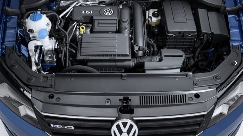 VW Passat BlueMotion Concept: A Non-Hybrid, Non-Diesel, MPG Monster